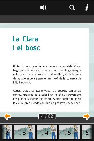La Clara i el bosc