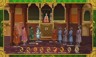 Screenshot of Jodha Akbar Game