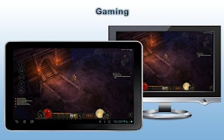 Screenshot of Splashtop Remote PC Gaming THD