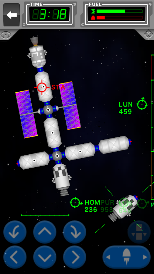 Space Agency Screenshot 3