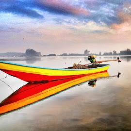 by Daniel Chiang Ann - Transportation Boats (  )