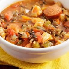 Wild Rice Jambalaya Recipe
