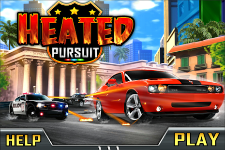 Heated Pursuit (Cops Smashing)- screenshot
