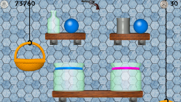 Screenshot of Shoot'n'Roll Free