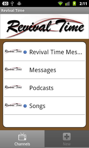 Revival Time Ministries