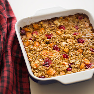 Banana Cranberry Oatmeal Recipes