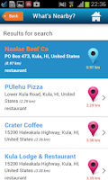 Screenshot of Maui Guide Hotels & Wather