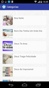 Frases de Deus - screenshot