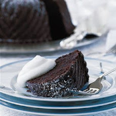 Sour Cream-Chocolate Bundt® Cake