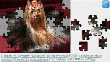 Screenshot of Small Dogs Puzzle & Wallpapers