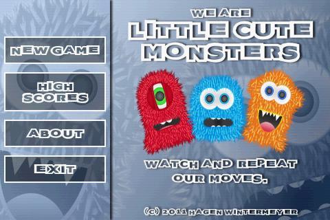 免費下載休閒APP|Little Cute Monsters app開箱文|APP開箱王