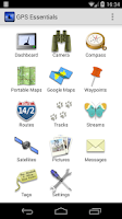 Screenshot of GPS Essentials