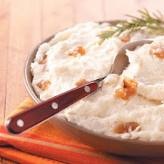 Caramelized Onions in Mashed Potatoes Recipe
