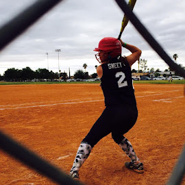 swing by Carrie Henderson - Sports & Fitness Baseball (  )