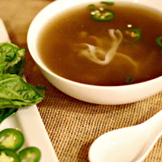 Pho Recipe for the Crock Pot