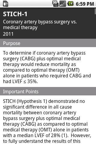 【免費醫療App】Heart Failure Trials-APP點子