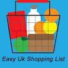 Easy UK Shopping List icon