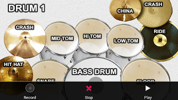 Screenshot of Drums Cool
