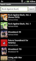 Screenshot of Cover Art Downloader (Donate)