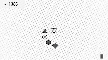 Screenshot of Shapes & Sound:TheShapeShooter