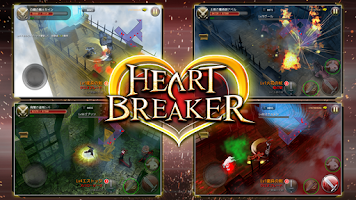 Screenshot of Heart Breaker