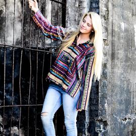 baja jackets by Diane Davis - People Fashion