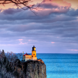 Split Rock Lighthouse by Mark Nicholson - Buildings & Architecture Public & Historical ( architecture and buildings, splitrock lighthouse, minnesota, mark nicholson, north shore, lake superior, historic and public, mnlitewerks,  )