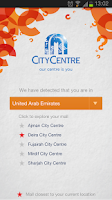 Screenshot of City Centre Malls-Official App