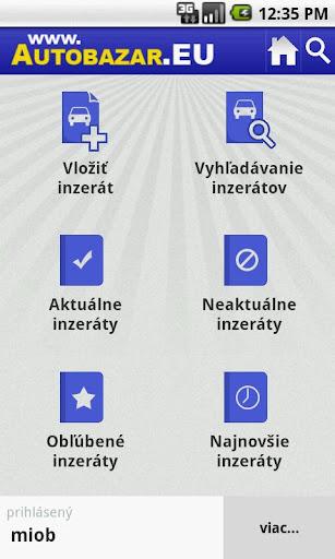 Autobazar EU