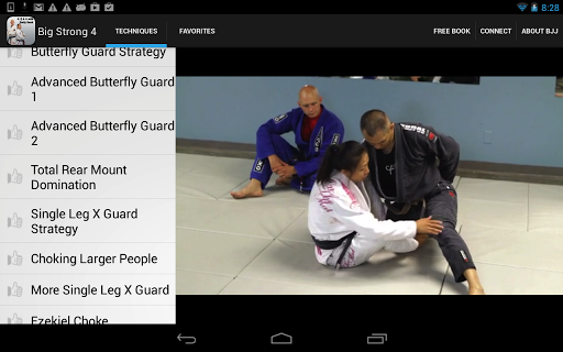 Big Strong 4, Advanced BJJ Q&A - screenshot