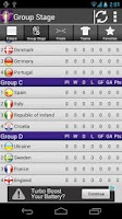 Screenshot of EuroCup 12