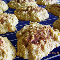 Peach Oatmeal Cookies