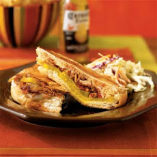 Chipotle Pulled-Pork Barbecue Sandwiches