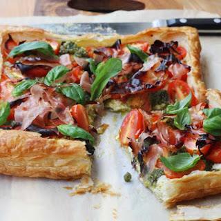 10 Best Puff Pastry Tomato Pesto Tart Recipes | Yummly