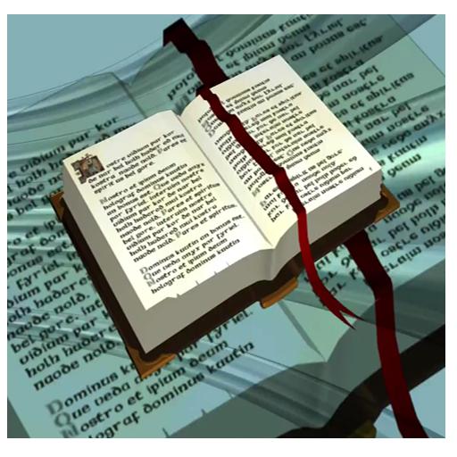 """""""聖經""""的現場背景 個人化 App LOGO-APP試玩"""