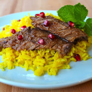Pomegranate Molasses Meat Recipes