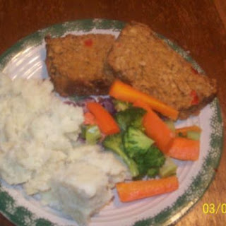 Mom's Michigan Meat Loaf