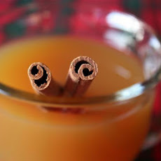 Hot Mulled Apple Cider