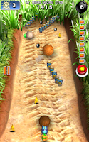 Screenshot of Dung Beetle War