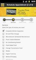 Screenshot of Tires Plus