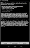 Screenshot of Sleep Appnea: A Sleep Analyzer