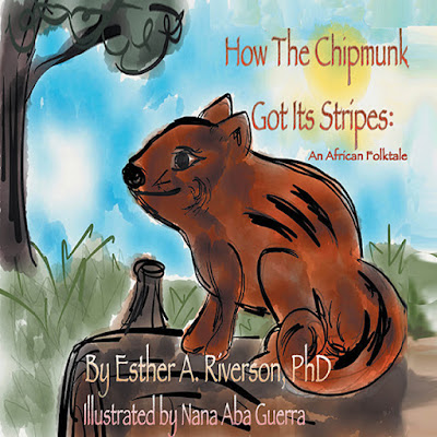 How The Chipmunk Got Its Stripes: An African Folktale
