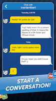 Screenshot of Words With Friends