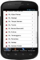 Screenshot of Resepi Nasi Lemak Sedap Betul