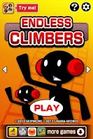Screenshot of Endless Climbers