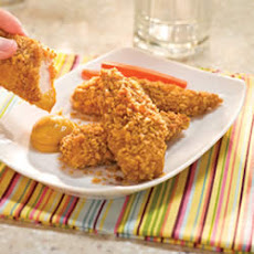 Crispy Parmesan Chicken Tenders