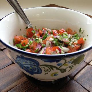 Chimichurri Sauce Tomato Recipes