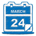 Simple Calendar Widget icon