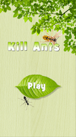 Screenshot of Smash and kill ants