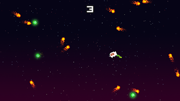 Screenshot of Jetpack Impossible!